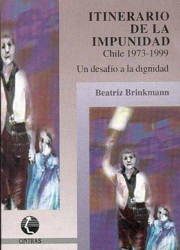 Itinerario de la impunidad - Salvador Allende