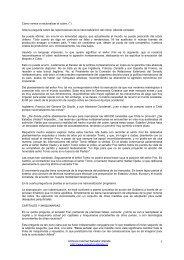 Cómo vamos a nacionalizar el cobre - Salvador Allende