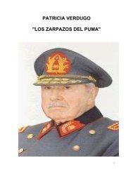 Los zarpazos del puma - Archivo Chile