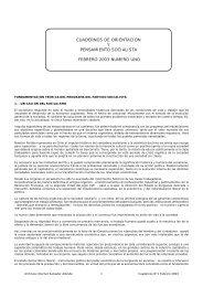 programa de 1948 - Salvador Allende