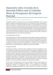 Exposición sobre el estado de la Hacienda ... - Salvador Allende