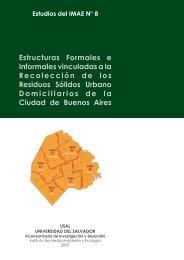 Estudios del IMAE N. 8-3.pmd - Universidad del Salvador