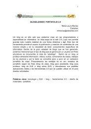 BlogELEando: portafolio 2.0. - Universidad del Salvador