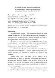 LIMA SILVAIN, Graciela. - Universidad del Salvador