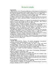 Revista de Artículos - Universidad del Salvador