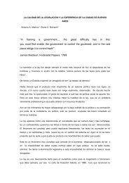 La calidad de la legislación y la Ciudad de Buenos Aires