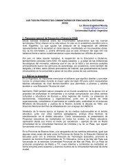 EAD - Universidad del Salvador