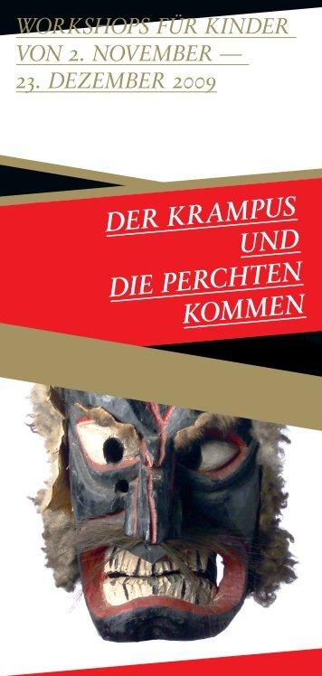 DER KRAMPUS UND DIE PERCHTEN KOMMEN - Altstadt Salzburg