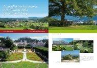 I paradisi per le vacanze nei dintorni della città di ... - Salzburg