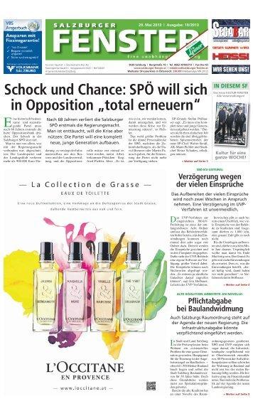 19/2013 - Salzburger Fenster