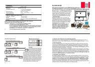 ELCON NT-BA - Elcon Systemtechnik