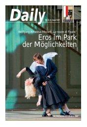 "Wolfgang Amadeus Mozart: ""Le nozze di Figaro"" - Salzburger ..."