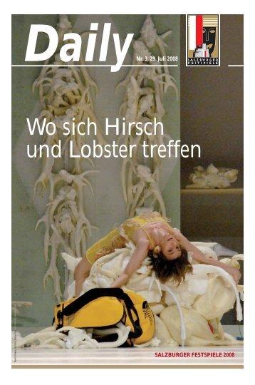 Daily - Salzburger Festspiele