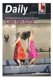 Die Zerrissenheit der ent-täuschten Menschen - Salzburger Festspiele