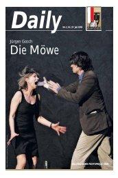 Jürgen Gosch - Salzburger Festspiele
