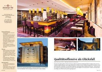WORD Pressemitteilung - Hotel Salzburger Hof Leogang