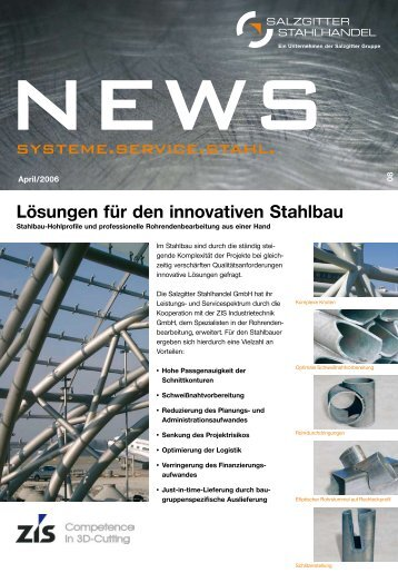 systeme.service.stahl. - salzgitter mannesmann handel