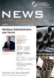 news 14 - salzgitter mannesmann handel