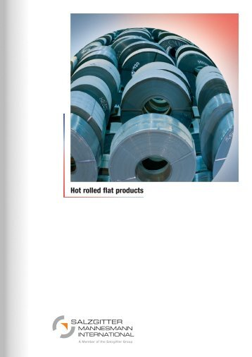Hot rolled flat products - Salzgitter