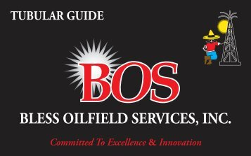 BLESS OILFIELD SERVICES, INC. - Salzgitter