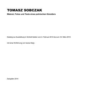 Katalog zur Ausstellung - Stadt Salzgitter