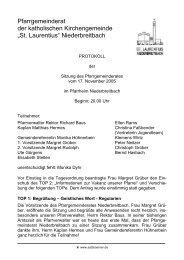 """""""St. Laurentius"""" Niederbreitbach - Katholische Pfarrgemeinden ..."""