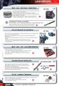 AUTOMOTIVE SPECIALISED SERVICE TOOLS - SAM Outillage - Page 4
