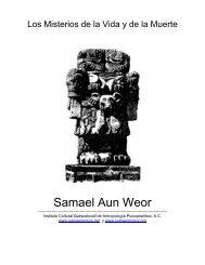 Los Misterios de la Vida y de la Muerte - Instituto Cultural Quetzalcoatl