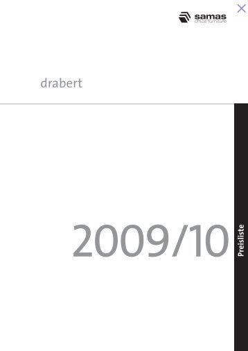 Preisliste Samas Drabert 2009/10