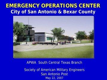 Emergency Operations Center - Same-satx.org