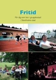 Fritid - FUBbloggen
