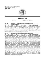Bachelor – SPO 2009 (pdf) - Institut für Kunst- und Bildgeschichte