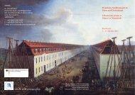 Preußische Stadtbaukunst – Flyer (PDF) - Institut für Kunst