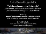 Präsentation – pdf 5,4MB - Institut für Kunst- und Bildgeschichte ...