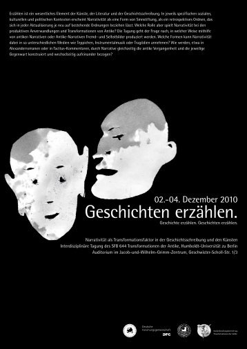 Flyer (pdf) - Humboldt-Universität zu Berlin