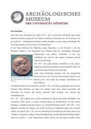 Die Seleukiden Nach dem Tode Alexanders des ... - Museum Digital