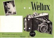 Werbeprospekt Weltax - Museum Digital