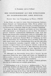 G. Neumann und A. Volland DER ... - Museum Digital