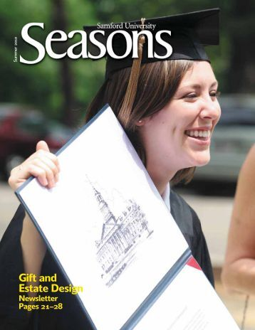 Summer 2010 - Samford University