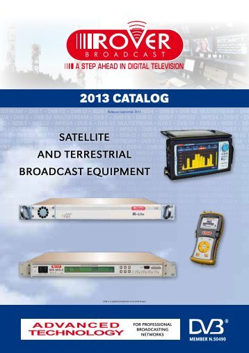 2013 CATALOG - Ro.Ve.R. Laboratories S.p.A.