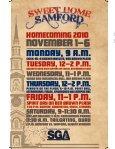 Homecoming Edition! - Samford University - Page 2