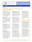 eCommunication Fall 2005 - Substance Abuse and Mental Health ... - Page 4