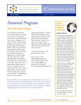 eCommunication Fall 2005 - Substance Abuse and Mental Health ... - Page 6