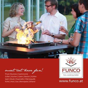 Funco Technik Flyer