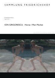 ION GRIGORESCU Horse - Sammlung Friedrichshof