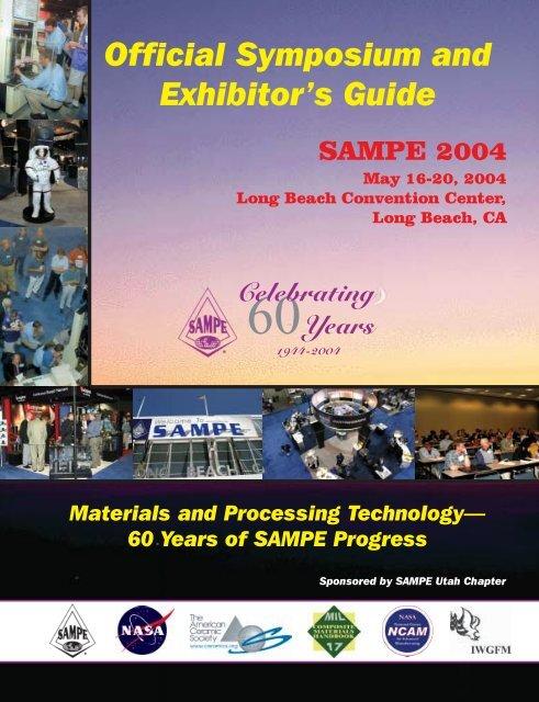 Sampe 2004 Preliminary Program