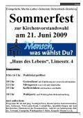 Haus des Lebens - Evangelische Martin-Luther-Gemeinde - Page 5