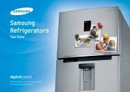 Two Door Fridge Catalogue Fresh start to everyday living. Samsung ...
