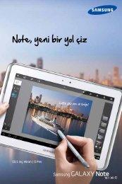 Detaylı bilgi için tıklayınız - Samsung