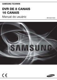 User Manual_SRD-852D, 1652D-PORTUGUESE.indb - Samsung ...